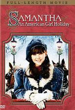 Samantha An American Girl Holiday (DVD 2004) AnnaSophia Robb, Mia Farrow