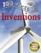Duncan Brewer 100 Facts Inventions (100 Facts) Very Good Book