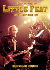 LITTLE FEAT New Sealed 2017 LIVE 1977 CONCERT DVD