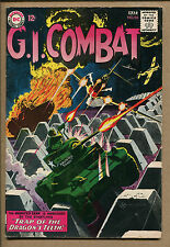G.I.Combat #98 - Trap of the Dragon's Teeth! - 1963 (Grade 5.0) WH