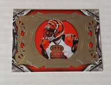 2014 Crown Royale A.J. GREEN Master Craftsmen Insert Bengals Panini Hobby #MC9
