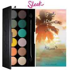 NEW! Sleek Makeup Eyeshadow i-Divine Palette DEL MAR VOL. II Limited Edition