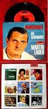 Single Martin Lauer: Mamutschka (Polydor 52 710) D 1966