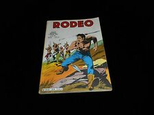 Rodeo 354 Editions Lug février 1981