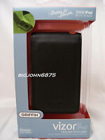 GRIFFIN Vizor Leather case BLK for iPod video 30GB NEW