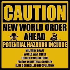 Wake up Call Dvd New World Order Illuminati Conspiracy Freemason Icke Jones NWO