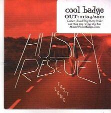(BZ505) Husky Rescue, Fast Lane - 2011 DJ CD