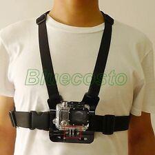 Body Harness Helmet Quick Release J-Hook Mount Buckle Base For GoPro Hero 4 3+ C