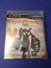God of War Saga PS3 NEW