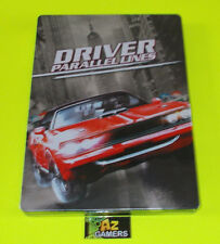 PS2 Game Driver Parallel Lines With Collectors Edition Sound Track Rare
