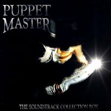 PUPPET MASTER - 5CD COMPLETE BOXSET - LIMITED 2000 - RICHARD BAND