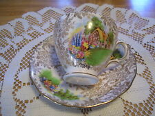 Vintage Antique Mayfair Bone China England Cup and Saucer