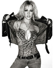 BRITNEY SPEARS 8X10 PHOTO PICTURE PIC HOT SEXY BIG BOOBS TIGHT LITTLE TOP 150