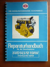 DDR fork lift truck Instructions Repair manual Handbook Takraf forklifts 3202 N
