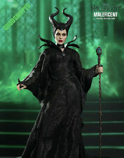 READY HOT TOYS 2014 MALEFICENT MISTRESS OF ALL EVIL ANGELINA JOLIE 1/6 MISB RARE