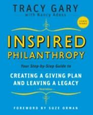 Inspired Philanthropy: Your Step-by-Step Guide to Creating a Giving Plan and Lea