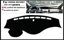 Fit For Honda Odyssey 2008-2013 DashMat Dashboard Mat Dash Board Cover Pad FLY5D
