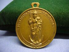 Medaille Patrona Bavaria 10 Jahre Kriegsgefangenschaft   (61/27)