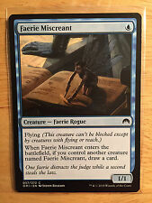 MTG Magic Origins ORI 4x Faerie Miscreant (set of 4 cards) *MINT*