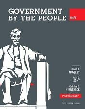 Government by the People 2012 by Christine L. Nemacheck, Paul C. Light and...