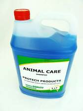 Protech Animal Care Shampoo - Dogs, Horses, Cattle, Pets- 5 litre concentrate