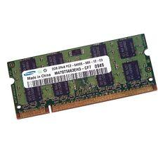 2Go RAM PC Portable SODIMM SAMSUNG M470T5663EH3-CF7 DDR2