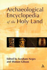 Holy Land Archaeological Encyclopedia Christian Africa China India Greece Russia
