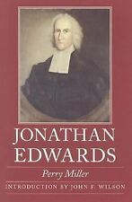 Jonathan Edwards, Miller, Perry, New Book