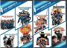 Police Academy 1 2 3 4 5 6 7 DVD Set Movies Films Lot Warner Home Video Steve TV