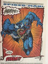 Spider-Man The Arachnis Project #1 2 3 4 missing #5 and #6 VENOM