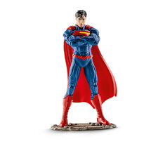 Schleich 22506 Superman (DC Comic Book Heroes) Plastic Figure