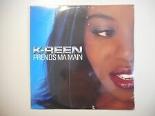 K-REEN : PRENDS MA MAIN [ CD SINGLE NEUF PORT GRATUIT ]
