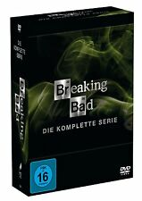 Breaking Bad Season 1+2+3+4+5+6 20 [DVD] DEUTSCH NEU Komplette Serie Staffel