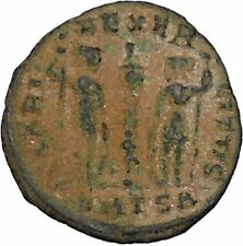 Constantine Ii Constantine the Great son Roman Coin Glory of Army i45840