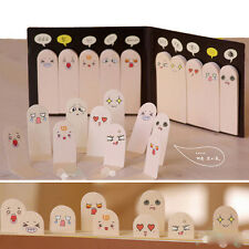Pretty 200 Pages Ten Fingers Sticker Post It Bookmark Flags Memo  Notes pads CN