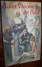 1960 SAINT VINCENT DE PAUL CATHOLIC BOOK MV WOODGATE