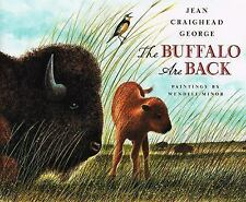 The Buffalo Are Back by Marie Torres Cimarusti and Jean Craighead George...