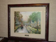# Thomas Kinkade Summer Framed Art Prints  New,Vintage Home Interiors & Gifts