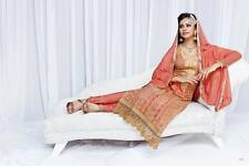 Indian Pakistani Designer Salwar Kameez Original Avon 971