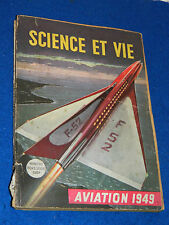 SCIENCE et VIE aviation 1949 moteur compound BOMBARDIER md-450 so-6020 convair