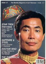 TV ZONE - CULT TELEVISION MAG -#37 - GEORGE TAKEI