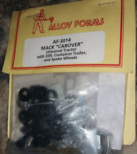Ho Scale Alloy Forms MACK ''Cabover'' 3014 NIP