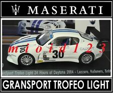 1/43 - Maserati 100 Years Collection : GRANSPORT TROFEO LIGHT #30 Grand-Am 2004