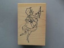 CREATIVE IMAGES RUBBER STAMPS CISTAMPS HUMOROUS CUPID NEW wood STAMP