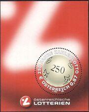 Austria 2002 250th Aniversario De Lotería/Juego/suerte 1v m/s (n44388)