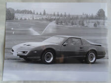 Pontiac Firebird press photo brochure c1995