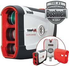 NEW BUSHNELL TOUR V4 SLOPE EDITION PATRIOT PACK JOLT GOLF LASER RANGEFINDER