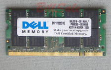 DELL 1GB X1 SODIMM 200PIN DDR333 PC2700 SDRAM 1G memory SG RAM 05-D