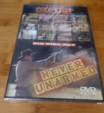 Cold Steel High Performance Knives Training Never Unarmed 6 Disc DVD Set Firearm