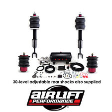 AUDI C6 CHASSIS A6 S6 RS6 AIR LIFT AIR RIDE SUSPENSION KIT DIGITAL AUTO PILOT V2